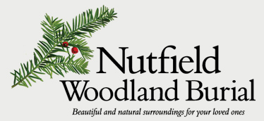Nutfield Woodland Burial logo
