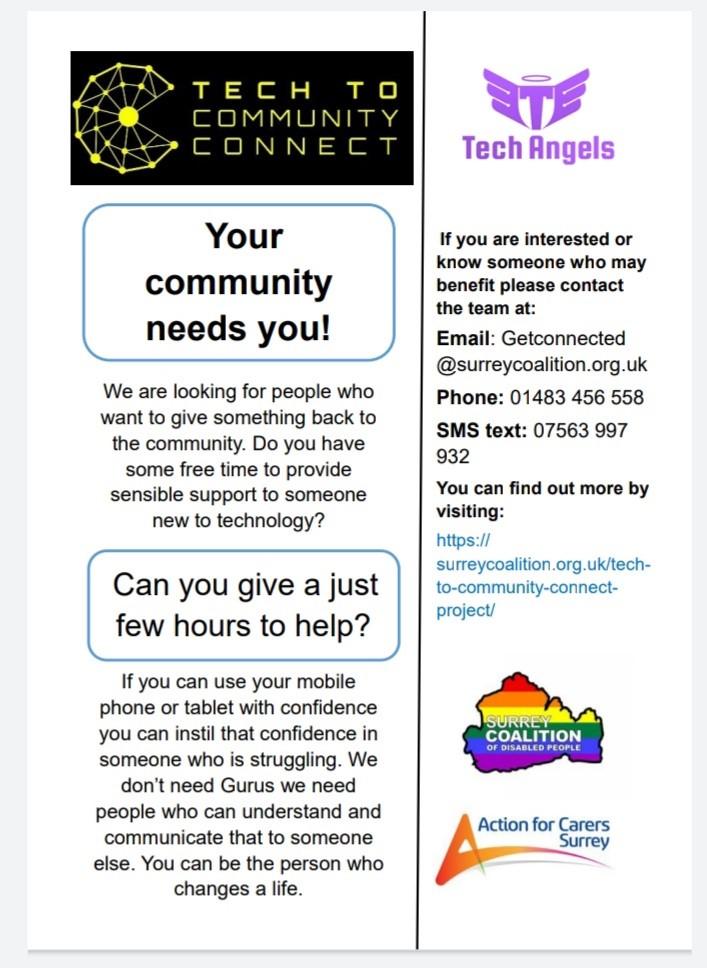Tech Angel details