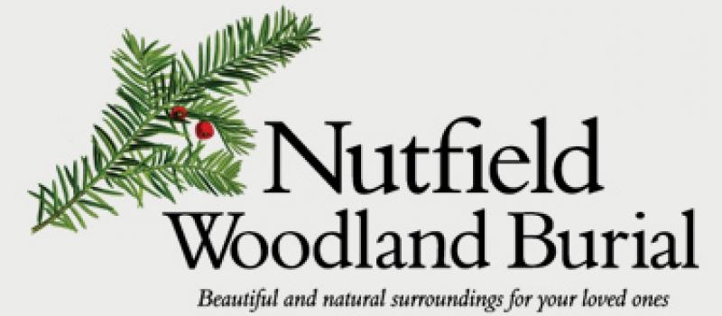 Nutfield Woodland Burial logo
