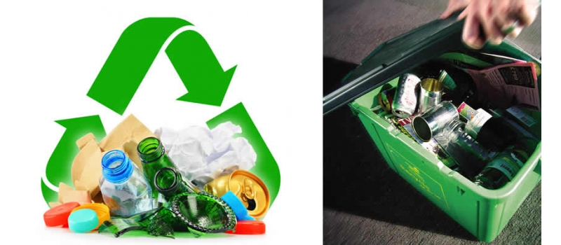 Photo of recycling